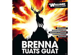 Joe Band Williams - Brenna Tuats Guat - (CD)