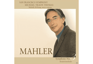 San Francisco Symphony - Symphony No. 3 - (CD)