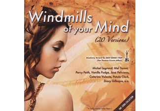 VARIOUS - Windmills Of Your Mind (20 Versions) - (CD)