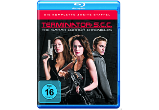 Terminator: The Sarah Connor Chronicles - Staffel 2 - (Blu-ray)