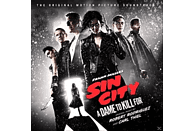 Carl Thiel, Robert Rodriguez - Sin City - A Dame To Kill For [CD]