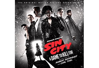 Carl Thiel, Robert Rodriguez - Sin City - A Dame To Kill For - (CD)