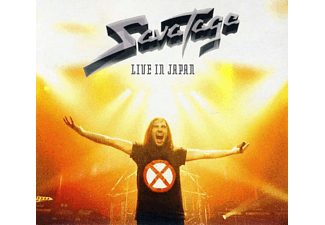 Savatage - Live In Japan (CD)