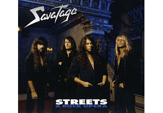 Savatage - Streets - A Rock Opera (CD)