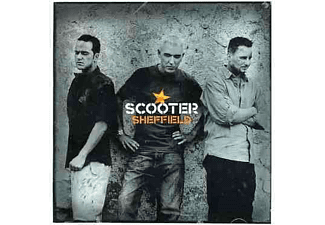 Scooter - Sheffield (CD)