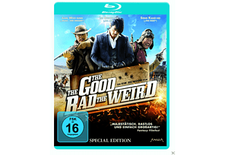 The Good, The Bad, The Weird - (Blu-ray)