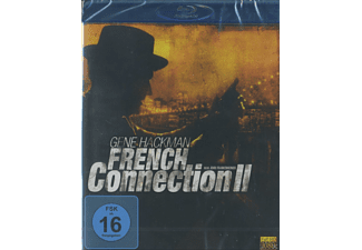 French Connection II - (Blu-ray)