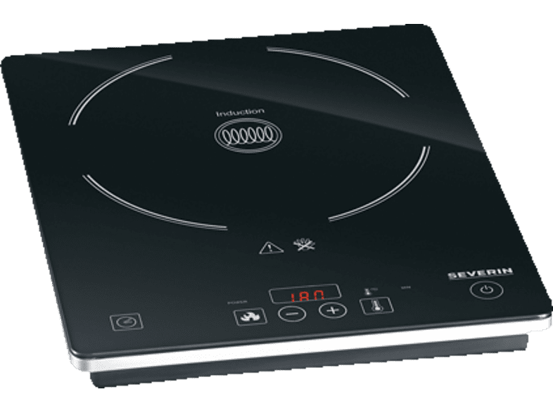 Severin KP 1071 single-induction hob self-sufficient