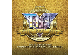 TNT - 30th Anniversary 1982-2012, Live In Concert With T - (Vinyl)