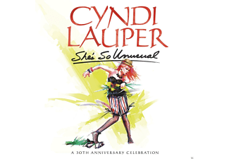 Cyndi Lauper - She's So Unusual: A 30th Anniversary Celebration - (CD)