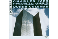 Donna Coleman - Piano Music Vol.2 [CD]