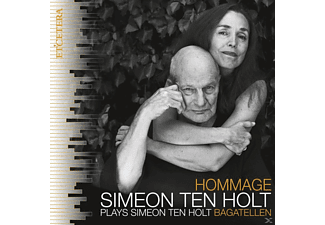 Simeon Ten Holt - Hommage - (CD)