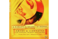 Basch - Arias & Cantatas F.Soprano,Trumpet and Strings [CD]