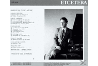 Bennett Lerner - American Piano Music Vol.1 [CD]