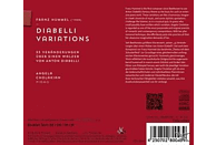 Angela Cholakian - Diabelli-Variationen [CD]