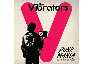 The Vibrators - Punk Mania - (CD)