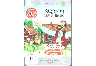 001 - Perttersson & Findus (Jubiläums-Edition) [DVD]