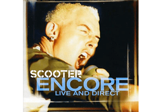 Scooter - Encore - Live And Direct (CD)
