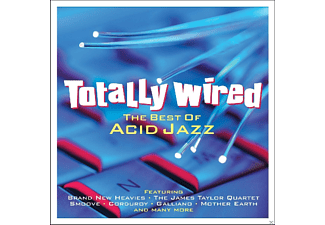 VARIOUS - Totally Wired - (CD)