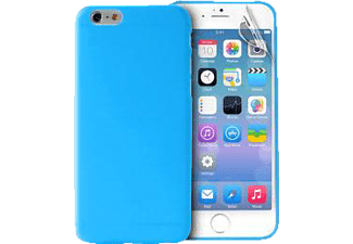 PURO Ultra Slim back cover blauw (IPC65503BLUE)