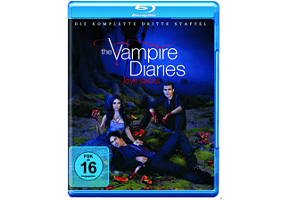 The Vampire Diaries - Die komplette 3. Staffel - (Blu-ray)