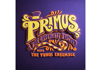 Primus - Primus & The Chocolate Factory With Fungi Ensemble [CD]