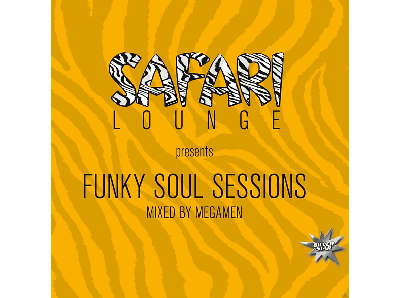 VARIOUS - Safari Lounge Presents Funky Soul Session [CD]