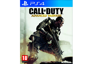 Call of Duty Advanced Warfare PlayStation 4