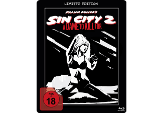 Sin City 2 - A Dame to Kill for (Limited Edition) - (Blu-ray)