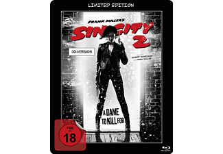 Sin City 2 - A Dame to Kill for (Limited Edition) - (3D Blu-ray)