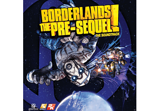VARIOUS - Borderlands: The Pre-Sequel (Ost) - (CD)