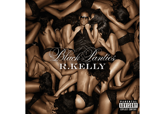R. Kelly - Black Panties (Deluxe Version) - (CD)