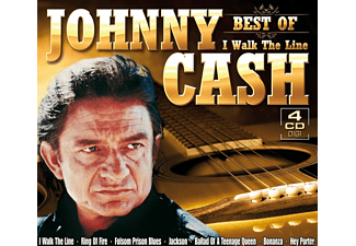 Johnny Cash - Best Of - I Walk The Line - (CD)