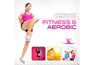 VARIOUS - Latin Sounds & Beats for Fitness & Aerobic - (CD)