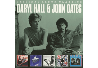 Daryl Hall, John Oates - ORIGINAL ALBUM CLASSICS - (CD)