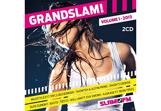 VARIOUS - Slam FM Presents: Grand Slam! 1 - (CD)