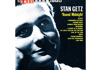Stan Quartet Getz, VARIOUS - Round Midnight - (CD)