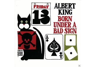 Albert King - Born Under A Bad Sign (Stax Remasters) - (CD)