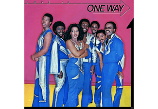One Way - Love is... - (CD)