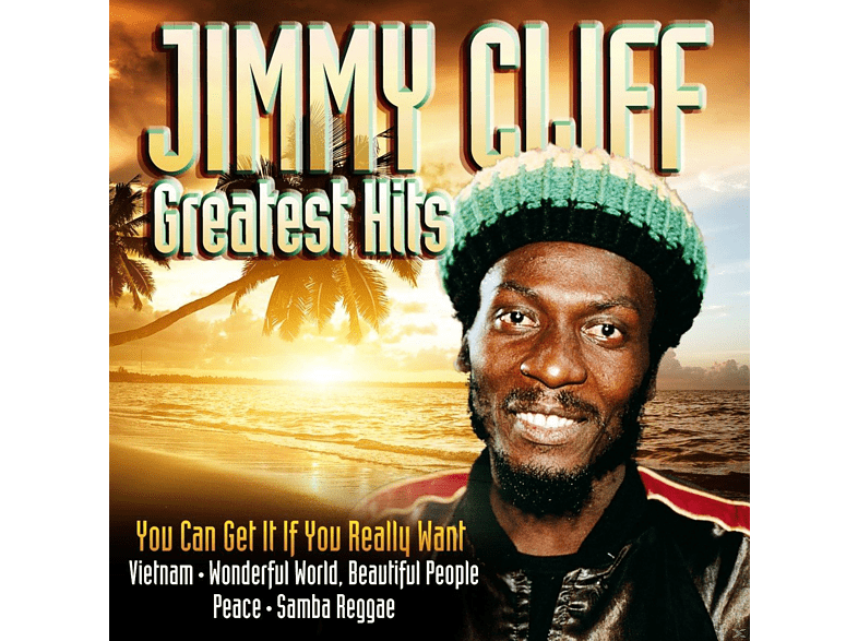 Jimmy Cliff - Greatest Hits [CD]