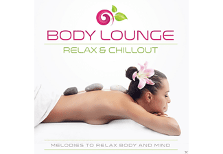 Wellness Music Of Paradise - Body Lounge: Relax & Chillout - (CD)