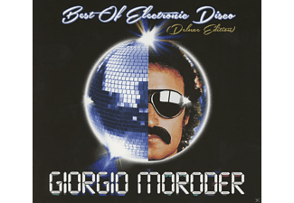 Giorgio Moroder - Best Of Electronic Disco - (CD)