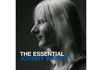 Johnny Winter - The Essential Johnny Winter - (CD)