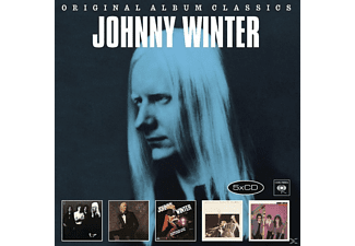 Johnny Winter - ORIGINAL ALBUM CLASSICS - (CD)