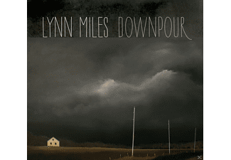 Lynn Miles - Downpour - (CD)