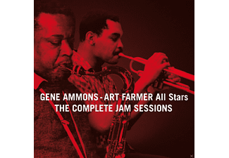 Art Farmer, Gene Ammons - The Complete Jam Sessions - (CD)