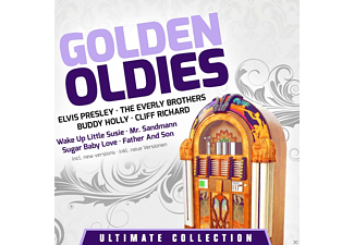 VARIOUS - Golden Oldies - Ultimate Collection - (CD)