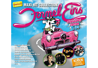 VARIOUS - FORMEL EINS MAXI HIT COLLECTION - (CD)