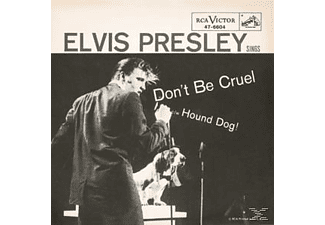 Elvis Presley - Threads+Grooves (Don't Be Cruel B/W Hound Dog) - (Vinyl)