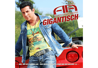 Andy Andress - Gigantisch - (CD)